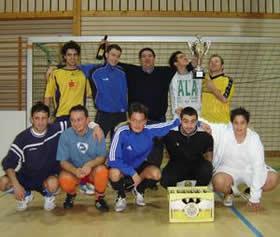 Hallenturnier 2006