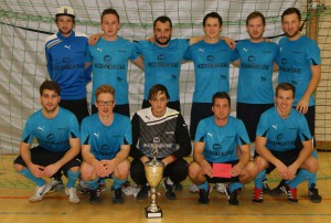 Medi-Fit-Cup-Sieger 2015 Hinter Mailand