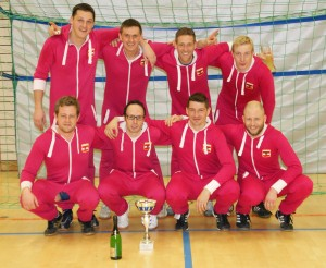 FC Gudrun gewinnt das erste Hobbyturnier