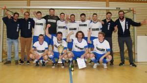 Thüga-Energie-Cup 2016 geht an den Verein der Bierfreunde